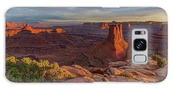 Stormy Sunset - Marlboro Point Galaxy Case