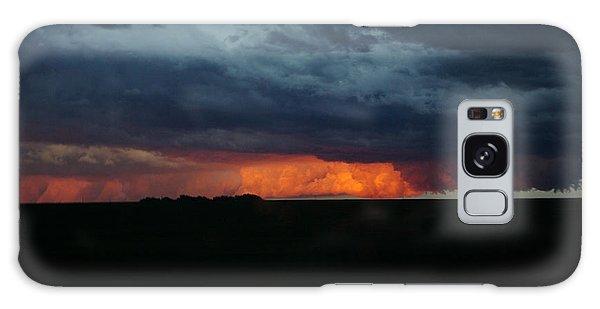 Stormy Weather Galaxy Case