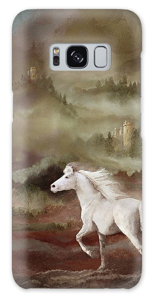 Storybook Stallion Galaxy Case