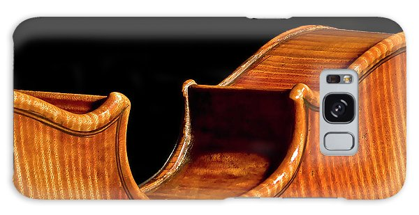 Stradivarius Back Corner Galaxy Case