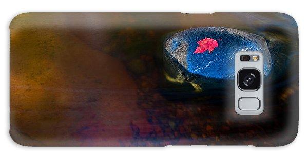 Stranded Leaf Galaxy Case