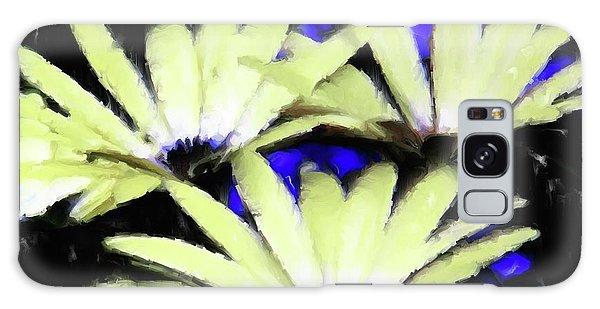 Strange Marigold Galaxy Case by Hai Pham