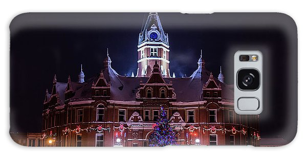 Stratford City Hall Christmas Galaxy Case