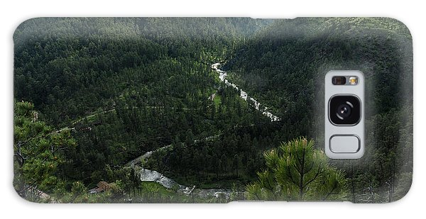 Stratobowl Overlook On Spring Creek Galaxy Case