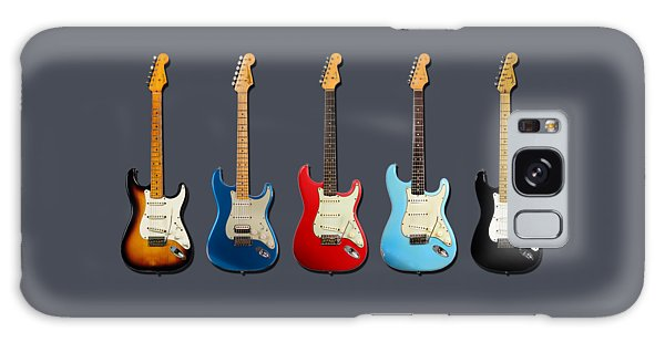 Guitar Galaxy Case - Stratocaster by Mark Rogan