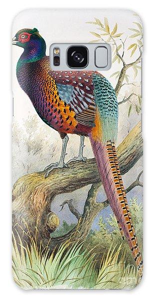 Strauchs Pheasant Galaxy Case