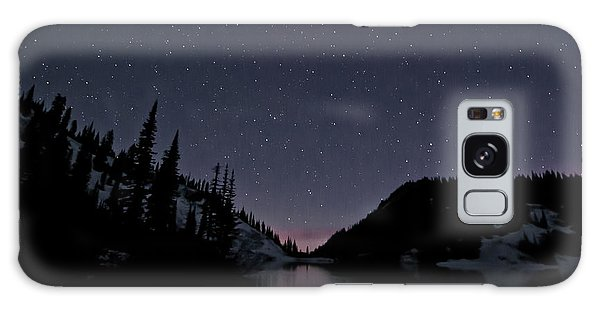 Strawberry Lake Galaxy Case