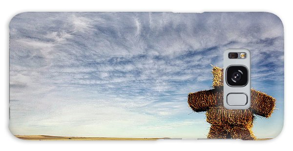 Strawman On The Prairies Galaxy Case