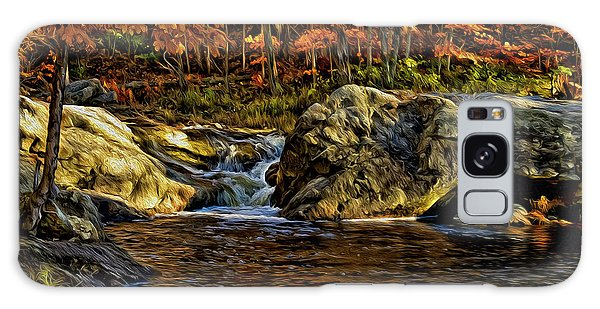 Stream In Autumn 57 In Oil Galaxy Case