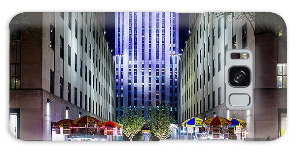 Rockefeller Center Galaxy Case
