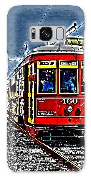 Streetcar Galaxy Case by Janice Spivey