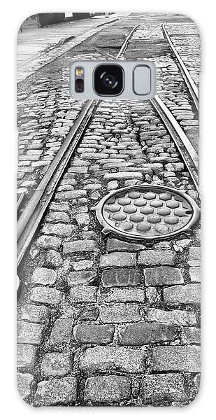Streets Of Cobble Stone 2 Galaxy Case