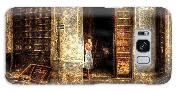 Streets Of Cuba Galaxy Case