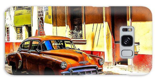 Streets Of Havana Galaxy Case
