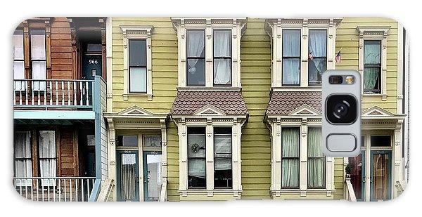 Streets Of San Francisco Galaxy Case