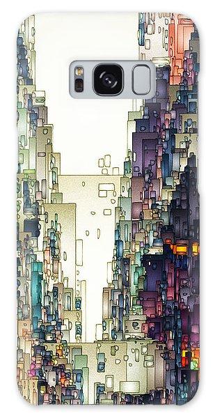 Streetscape 1 Galaxy Case