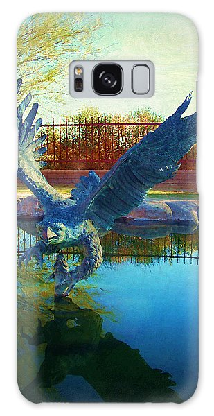 Strength Renewed Galaxy Case by Glenn McCarthy Art and Photography
