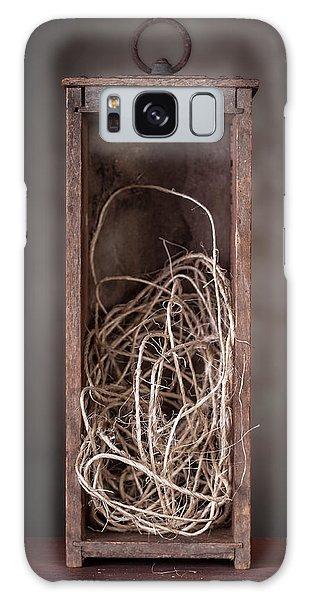 Framing Galaxy Case - String Box Still Life by Tom Mc Nemar