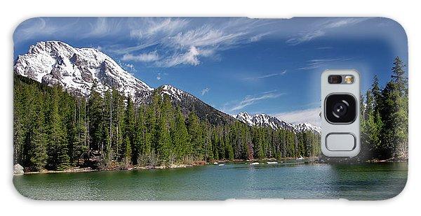 String Lake And Mt. Moran Galaxy Case