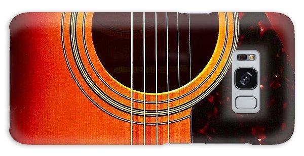 Strings  Galaxy Case