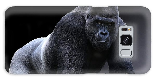 Strong Male Gorilla Galaxy Case