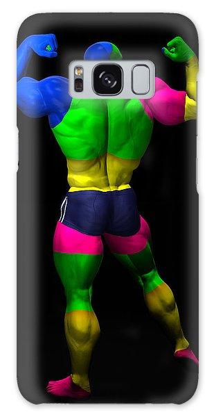 Sportsman Galaxy Case - Studio Man Render 10 by Carlos Diaz