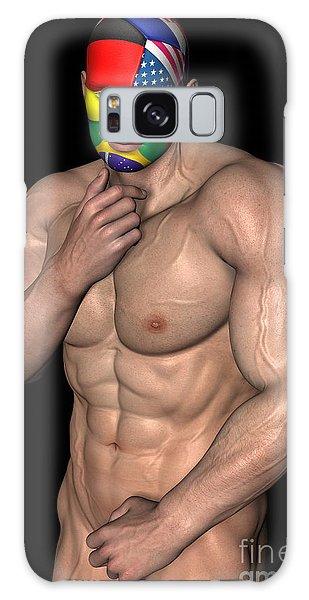 Sportsman Galaxy Case - Studio Man Render 08 by Carlos Diaz