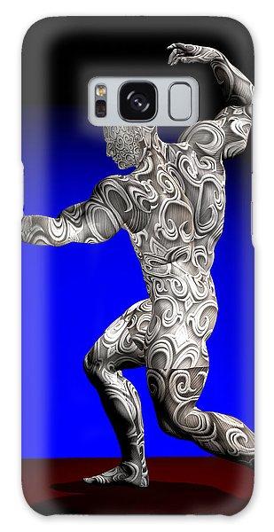 Sportsman Galaxy Case - Studio Man Render 22 by Carlos Diaz