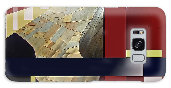 Structure 0217 Galaxy Case by Walter Fahmy