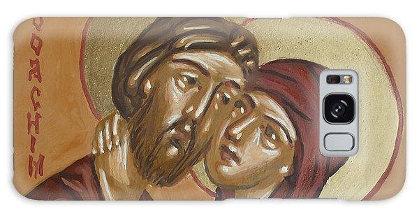 Saints Joachim And Anna Galaxy Case