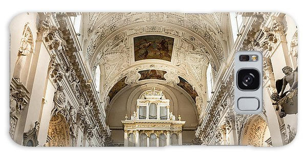 Galaxy Case - Sts Peter And Paul Church Interior by Steven Richman