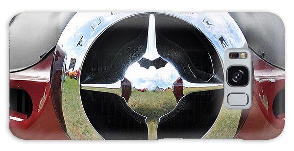 Studebaker Chrome Galaxy Case by Glenn Gordon