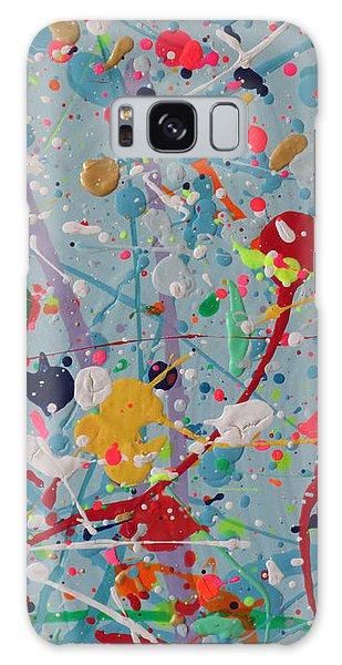 Studio Floor - Detail  Galaxy Case
