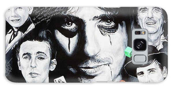 Alice Cooper Galaxy Case - Study Of Alice by Igor Postash