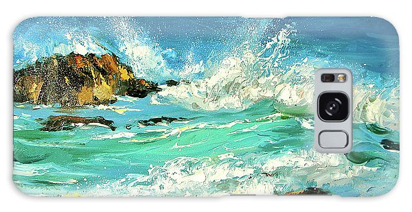 Study Wave Galaxy Case by Dmitry Spiros