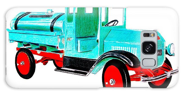 Sturdi Sprinkler Truck Galaxy Case