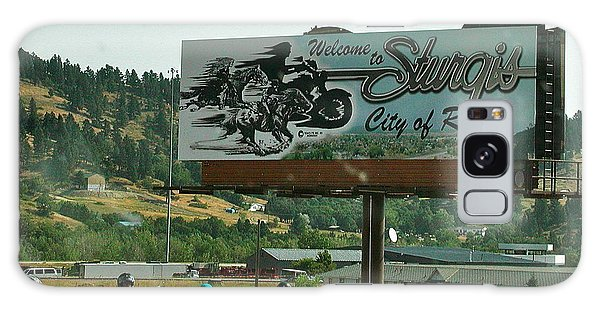 Sturgis City Of Riders Galaxy Case