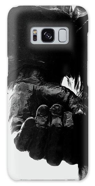 Stuyvesant's Hand Galaxy Case
