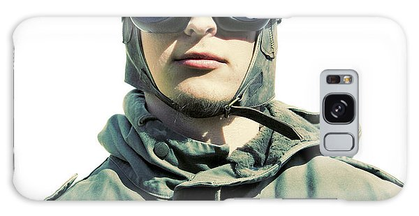 Pilot Galaxy Case - Stylised Squadron Captain by Jorgo Photography - Wall Art Gallery