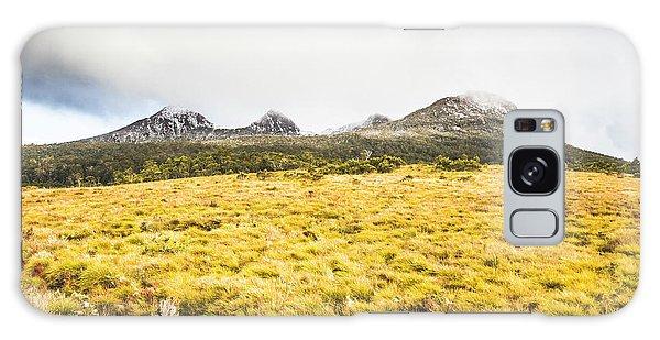 Shrub Galaxy Case - Sub Alpine Range by Jorgo Photography - Wall Art Gallery