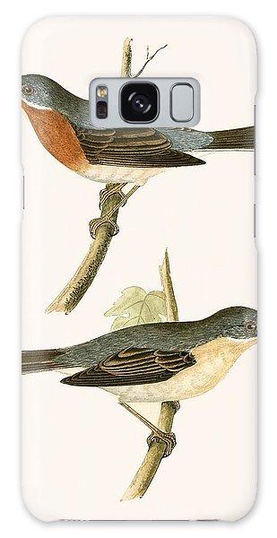 Song Bird Galaxy Case - Sub Alpine Warbler by English School