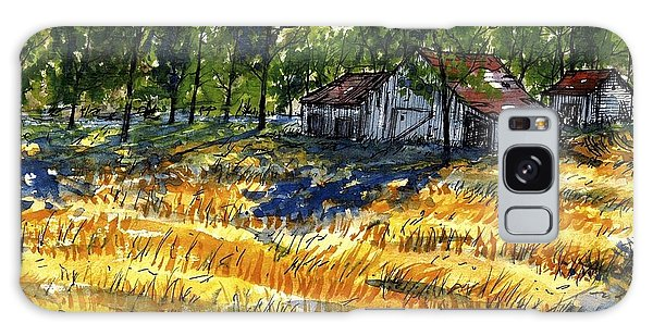 Suber Road Barns Galaxy Case