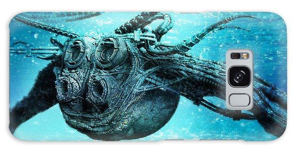 Submarine Galaxy Case