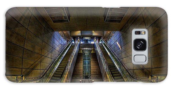 Subway Galaxy Case by Stefan Nielsen