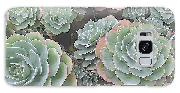 Succulent 2 Galaxy Case