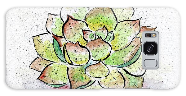 Desert Galaxy S8 Case - Succulent by Diane Thornton