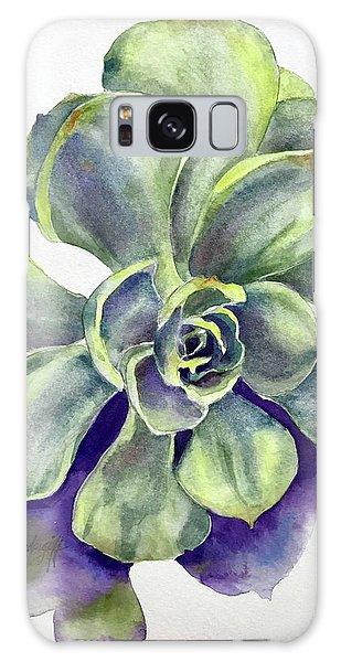 Succulent Plant Galaxy Case