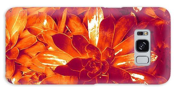 Succulents #1 Galaxy Case