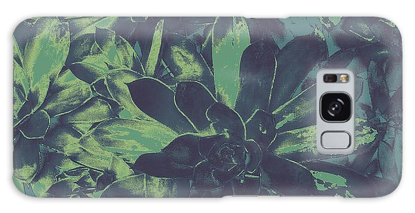 Succulents #2 Galaxy Case