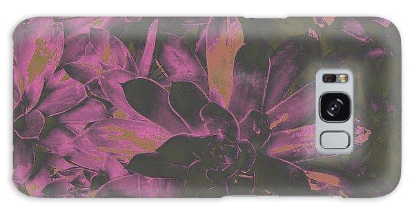 Succulents #3 Galaxy Case